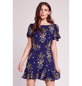 BB Dakota Weekend Feels Floral Dress
