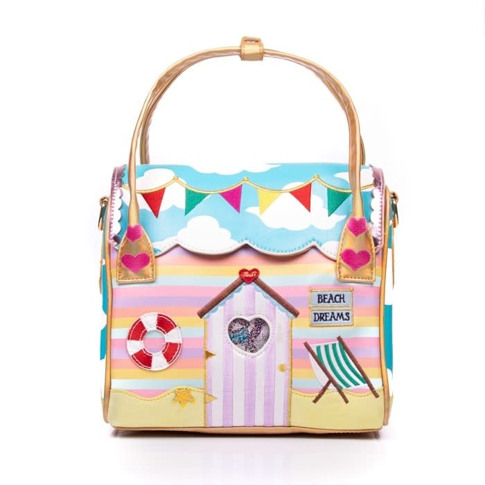 Irregular Choice Beach Hut Bag