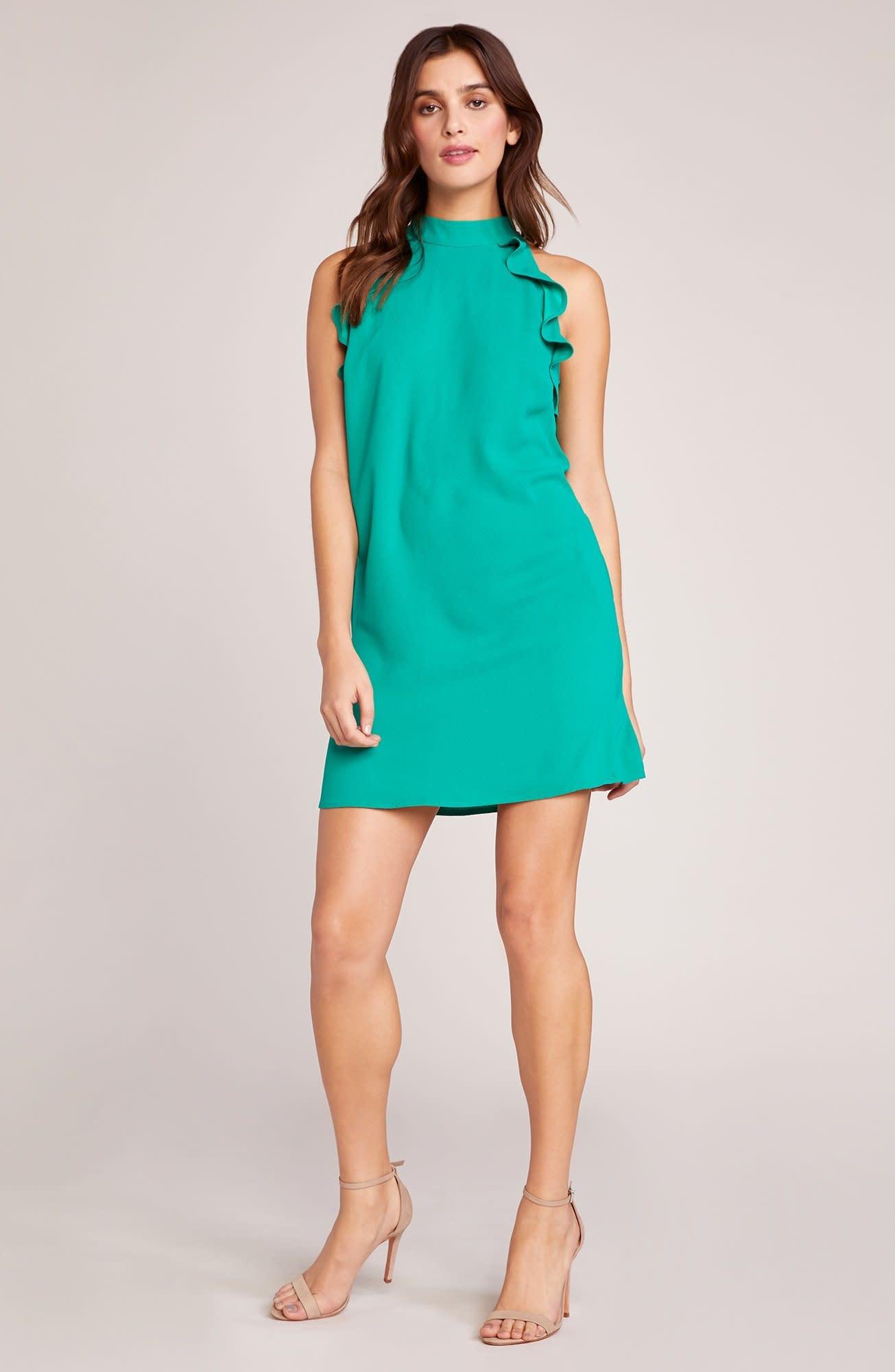 Jack by BB Dakota Necks Question Halter Dress