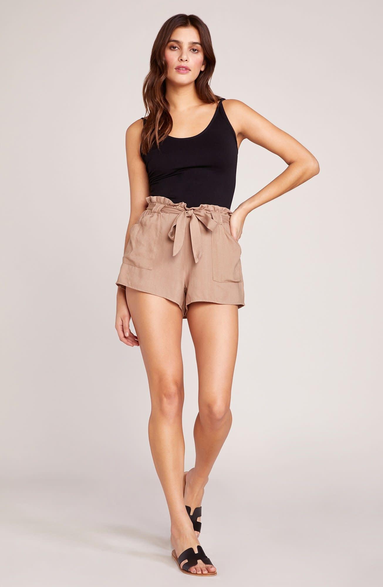 BB Dakota Belt it Out Sienna Shorts