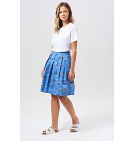 Sugarhill Brighton Fiona Brighton Sights Skirt