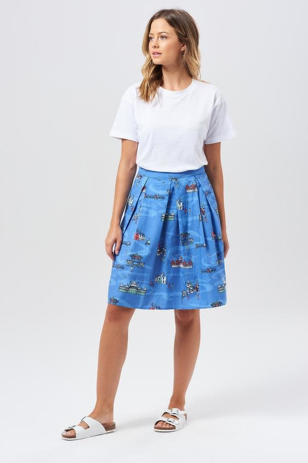 Sugarhill Brighton Fiona Brighton Sights Skirt