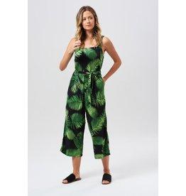 Sugarhill Brighton Millie Palm Cropped Jumpsuit