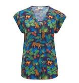 Sugarhill Brighton Coco Jungle Kimono Shirt