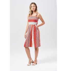 Sugarhill Brighton Anneka Patchwork Posy Sundress