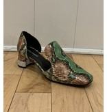 Jeffrey Campbell Cheppy Snake Loafer