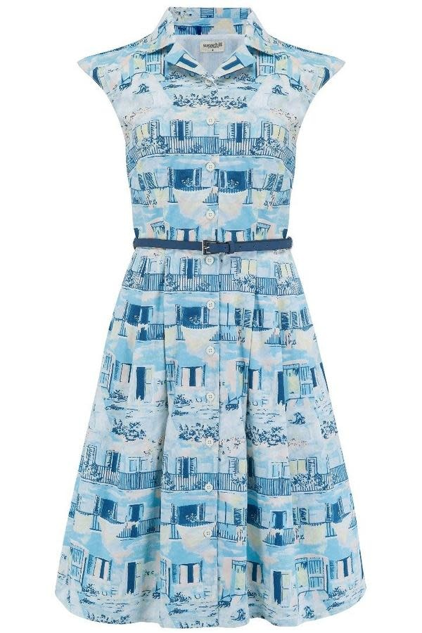 Sugarhill Brighton Adora Old Havana Dress