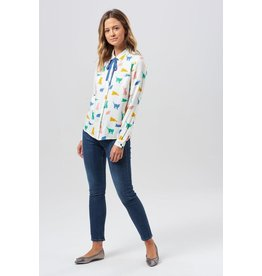 Sugarhill Brighton Catrina Perfect Cats Shirt