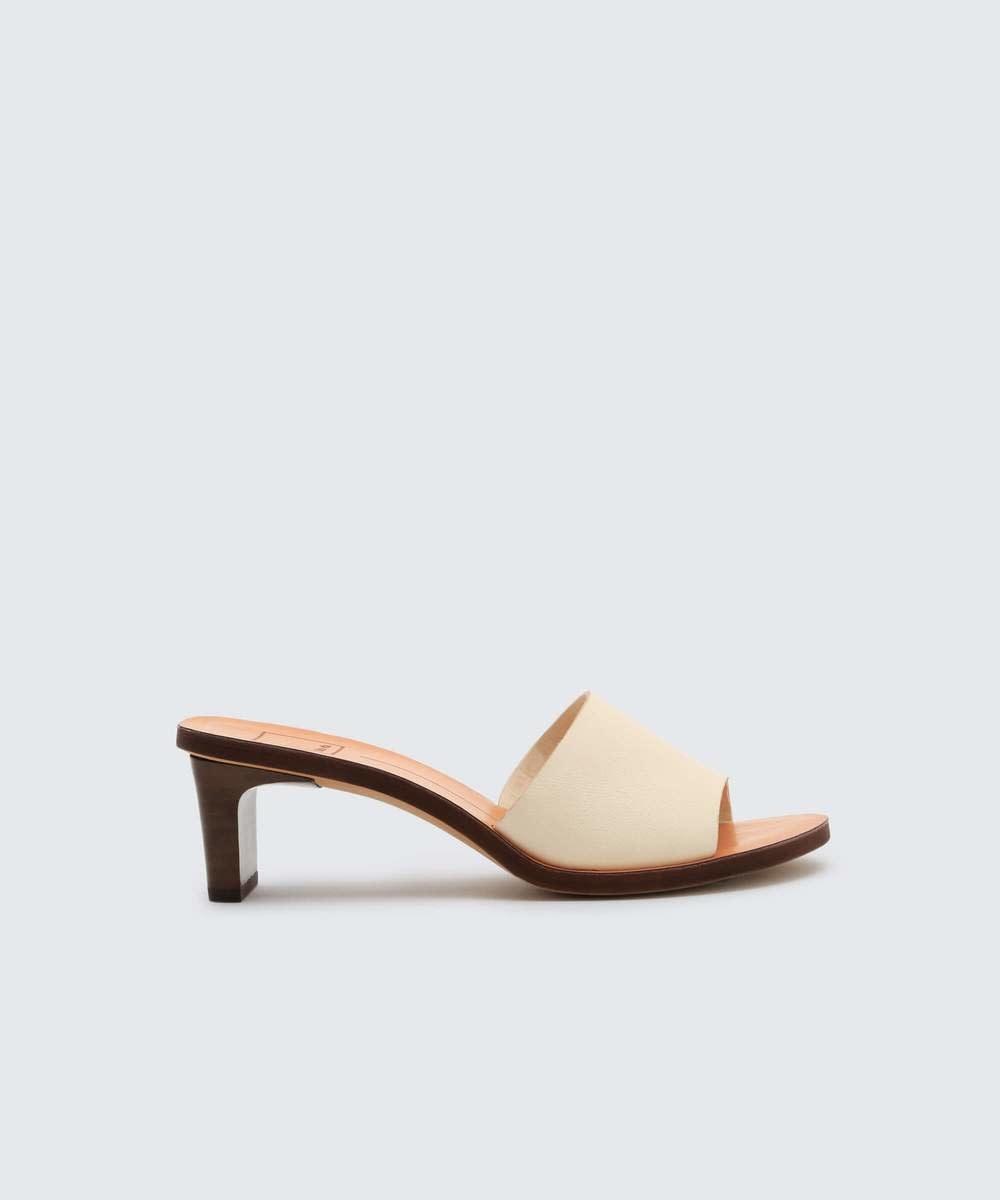 Dolce Vita Kylin Cream Slide Sandal