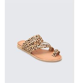 f338496e09 Dolce Vita Nelly Leopard Sandal
