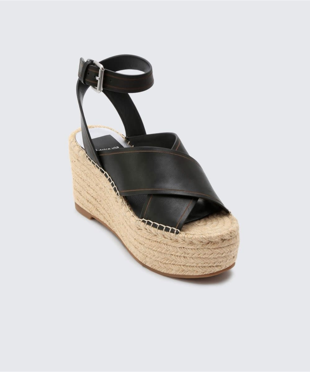 Dolce Vita Carsie Black Wedge