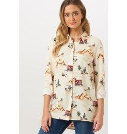 Sugarhill Brighton Joy Vintage Cowboy Shirt