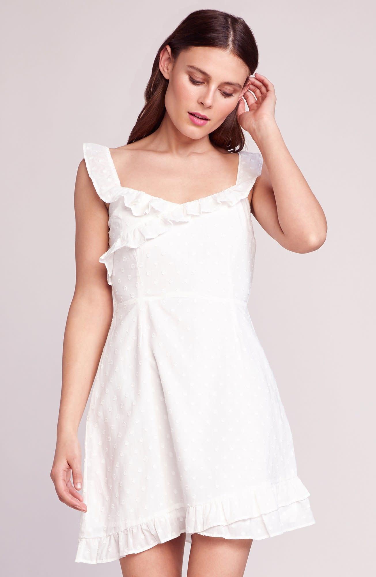 BB Dakota Say No More Dot  Dress