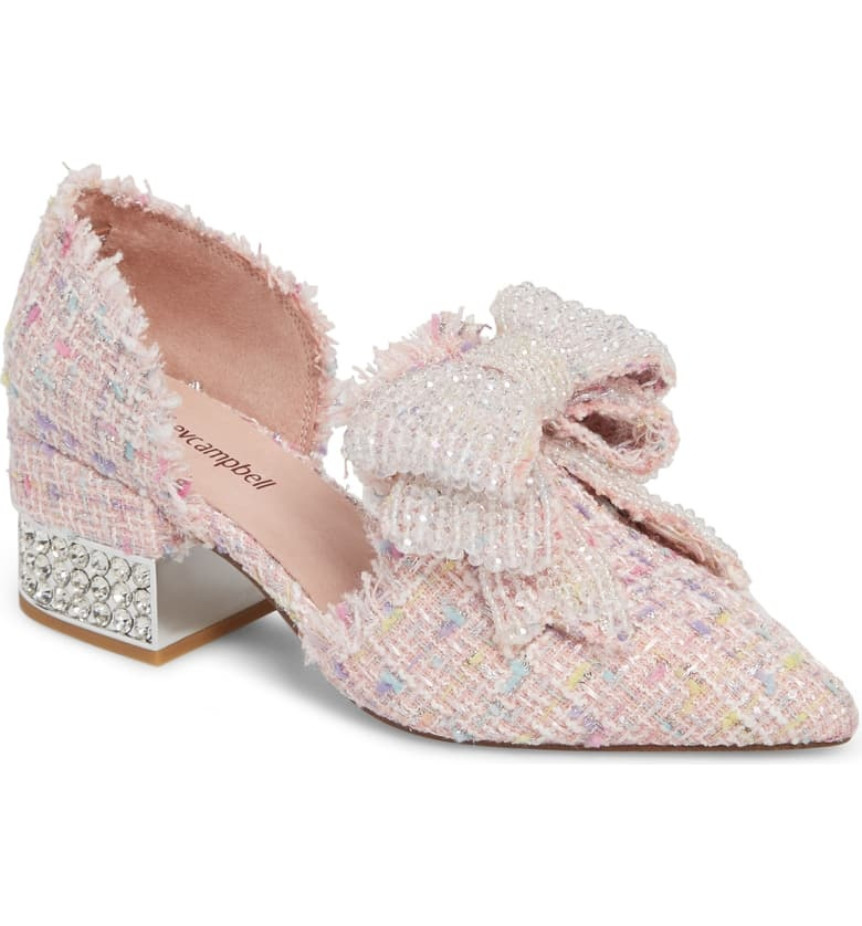 Jeffrey Campbell Valenti Bow Loafer