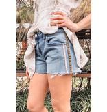 Unpublished Laine Shorts in Dash