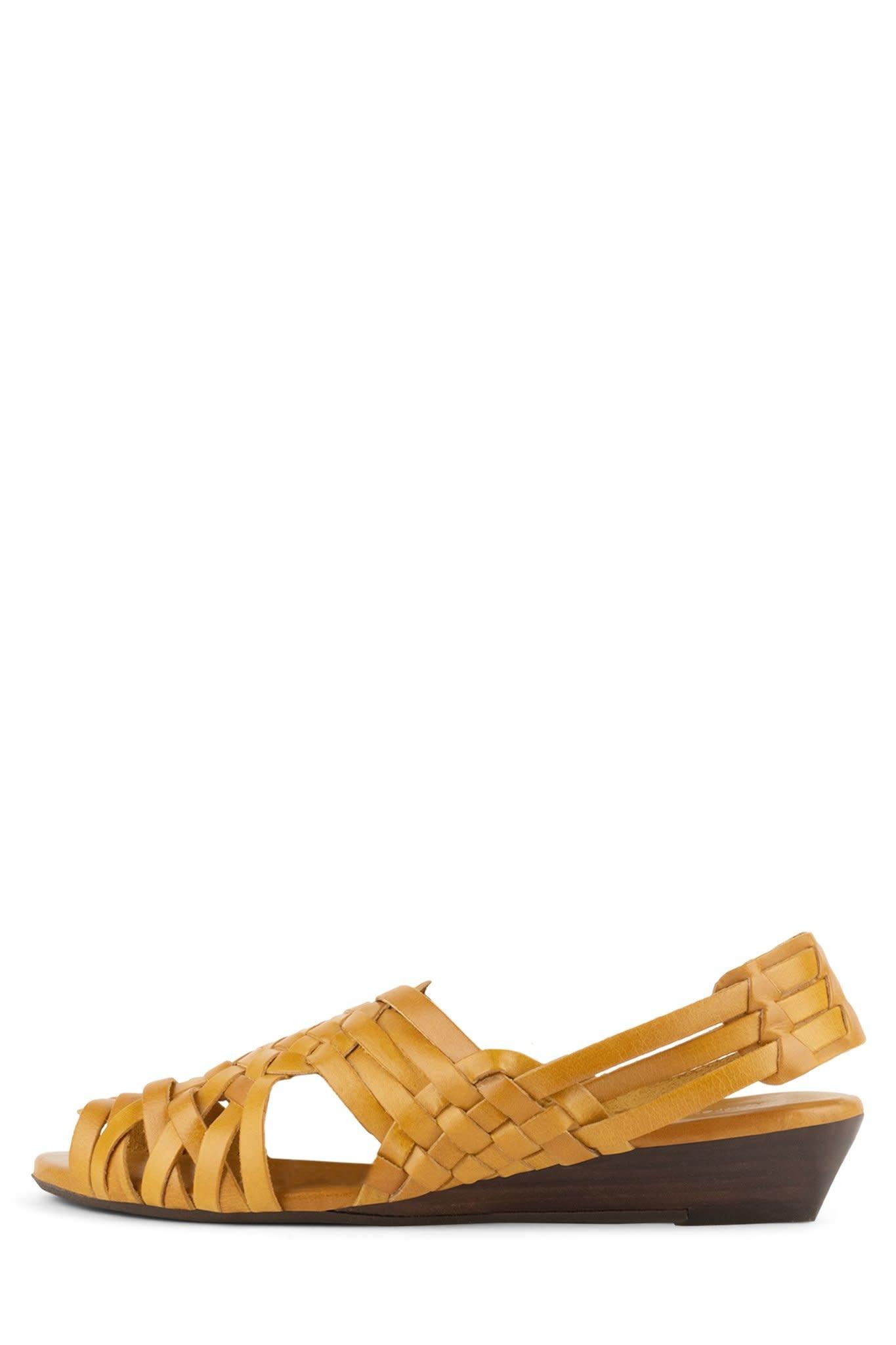 Jeffrey Campbell Celano Mustard Sandal