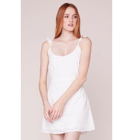 Jack by BB Dakota Walk in the Park Fitted Dress