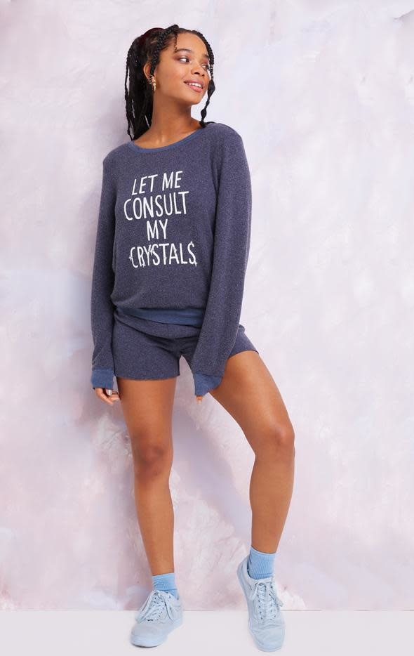Wildfox Couture Consult my Crystals BBJ