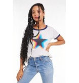 Wildfox Couture Triple Star Johny Ringer