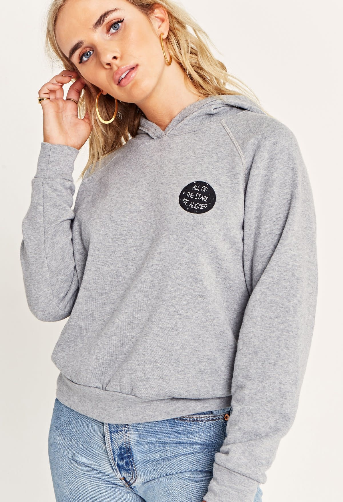 Project Social T Retrograde/All The Stars Reversible Hoodie