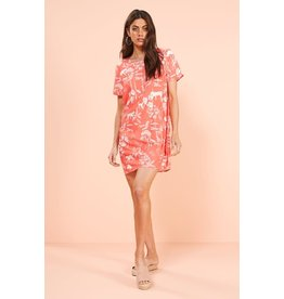 MINKPINK Sahara Breeze Tee Dress