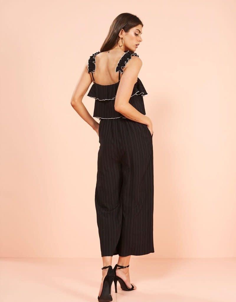 MINKPINK Contrast Stitch Jumpsuit