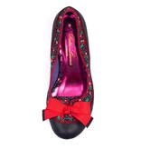 Irregular Choice Mitzi Cherry Pump