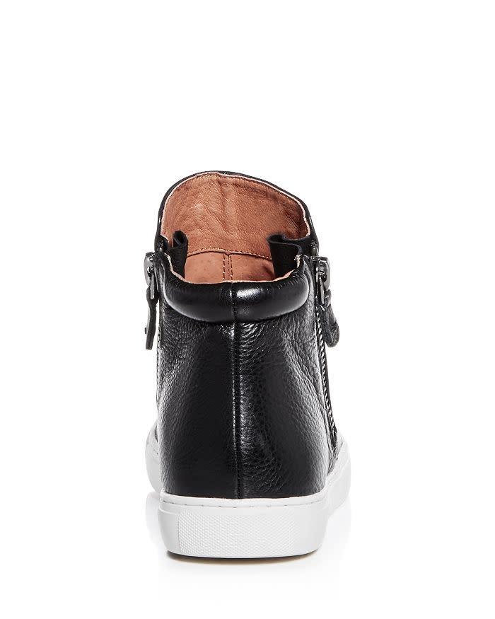 Gentle Souls Carter Leather Bootie Sneaker