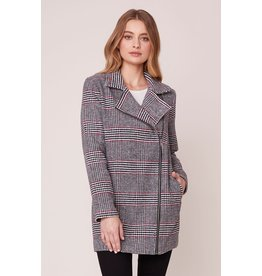Jack by BB Dakota Plaid News Coat