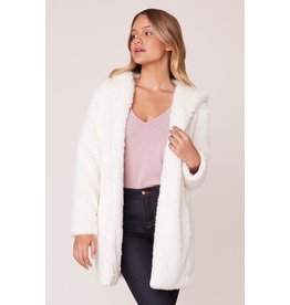 Jack by BB Dakota It's Shawl Good Faux Fur Coat
