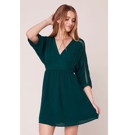 Jack by BB Dakota Wishful Thinking Dolman Sleeve Dress