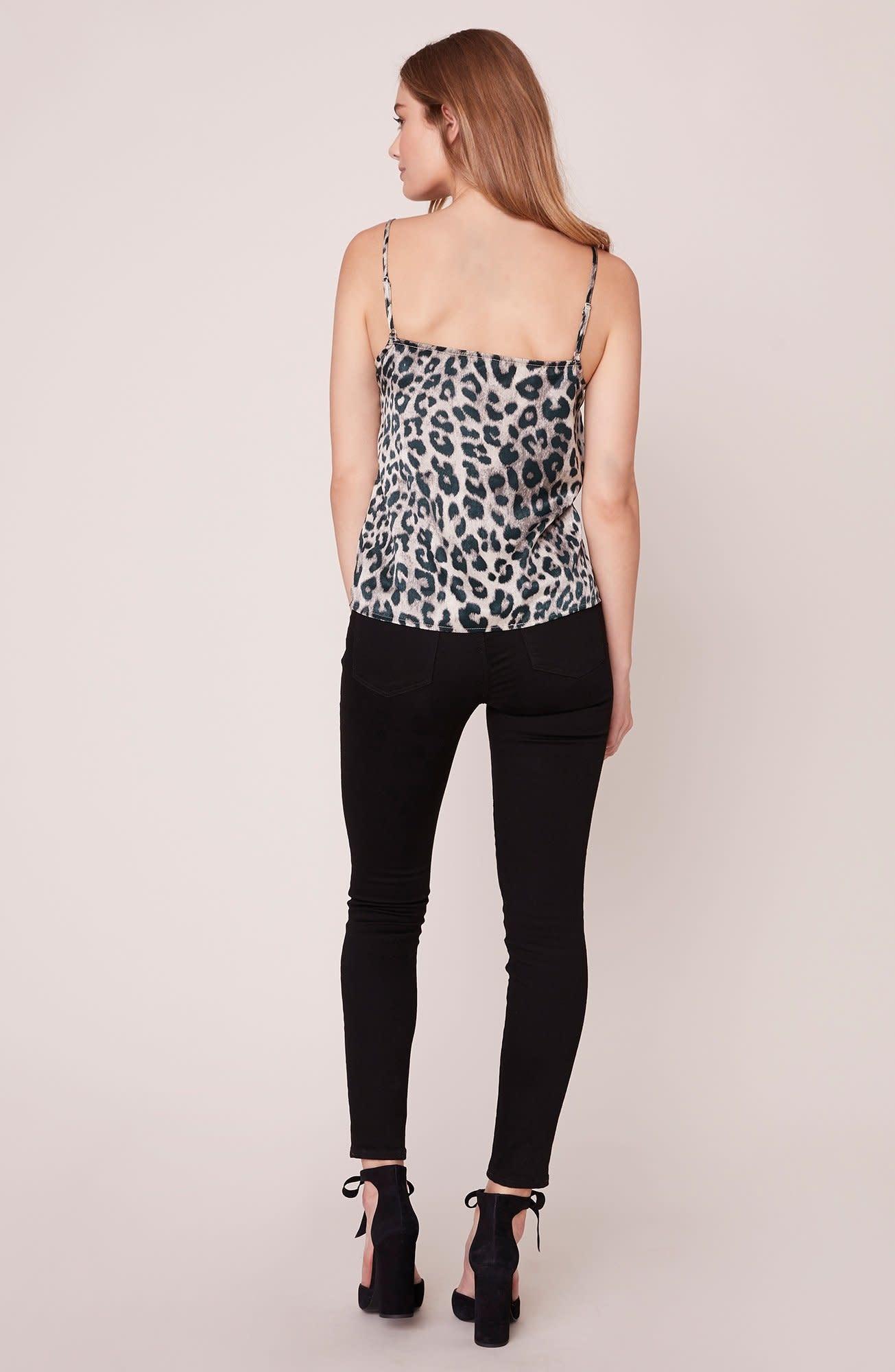 Jack by BB Dakota Force Of Nature Leopard Cami