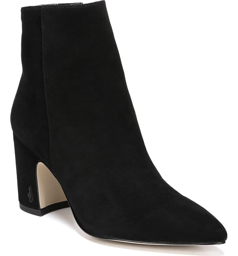 Sam Edelman Hilty Suede Ankle Boot