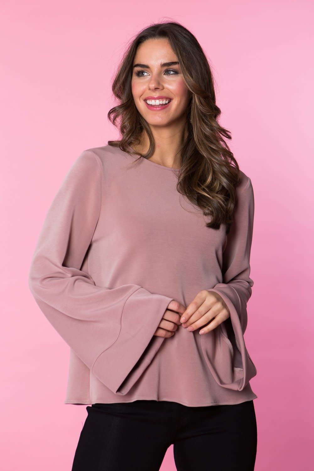 Crosby By Mollie Burch Royce Top in Afternoon Delight