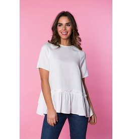 Crosby By Mollie Burch Haden Top in Moonlight