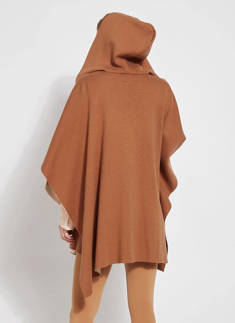 Lysse Ellery Cape in Camel O/S