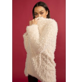 BB Dakota Soft Spot Faux Fur Coat