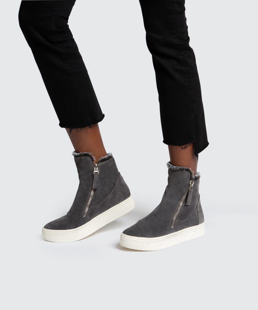 Dolce Vita Tulli Charcoal  Sneaker