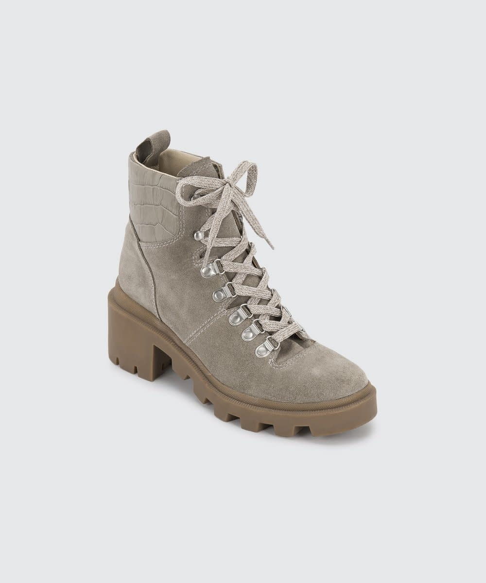 Dolce Vita Rubi Sage Hiking Boot