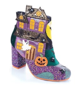 Irregular Choice Ghost House Boot