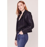 Jack by BB Dakota Stud Muffin Vegan Leather Moto