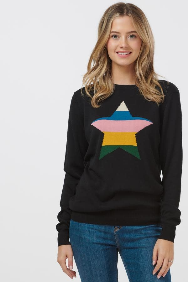 Sugarhill Brighton Rita Super Star Sweater