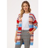 Sugarhill Brighton Paulie Oversized Stripe Cardigan