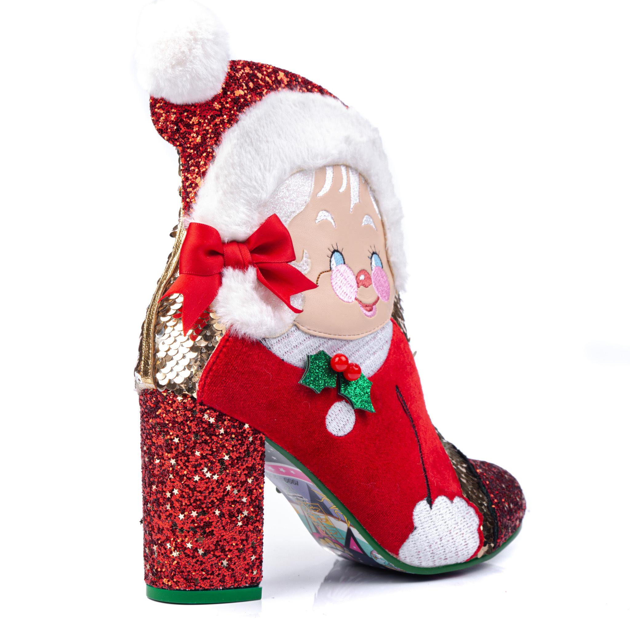 Irregular Choice Kringles Boot