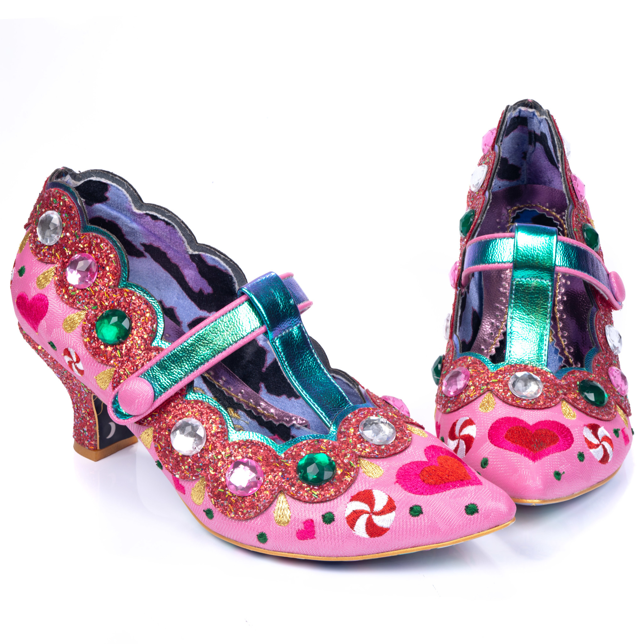 Irregular Choice Sweet Ginger Love
