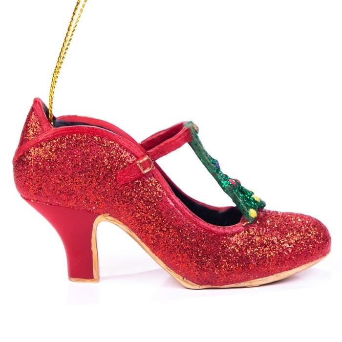 Irregular Choice Nicely Festive Ornament