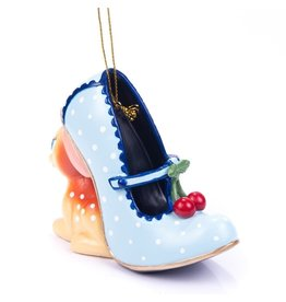 Irregular Choice Cherry Dear Ornament