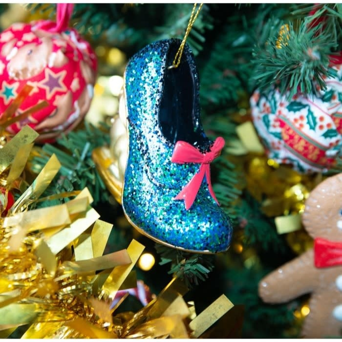 Irregular Choice Disco Bunny Ornament