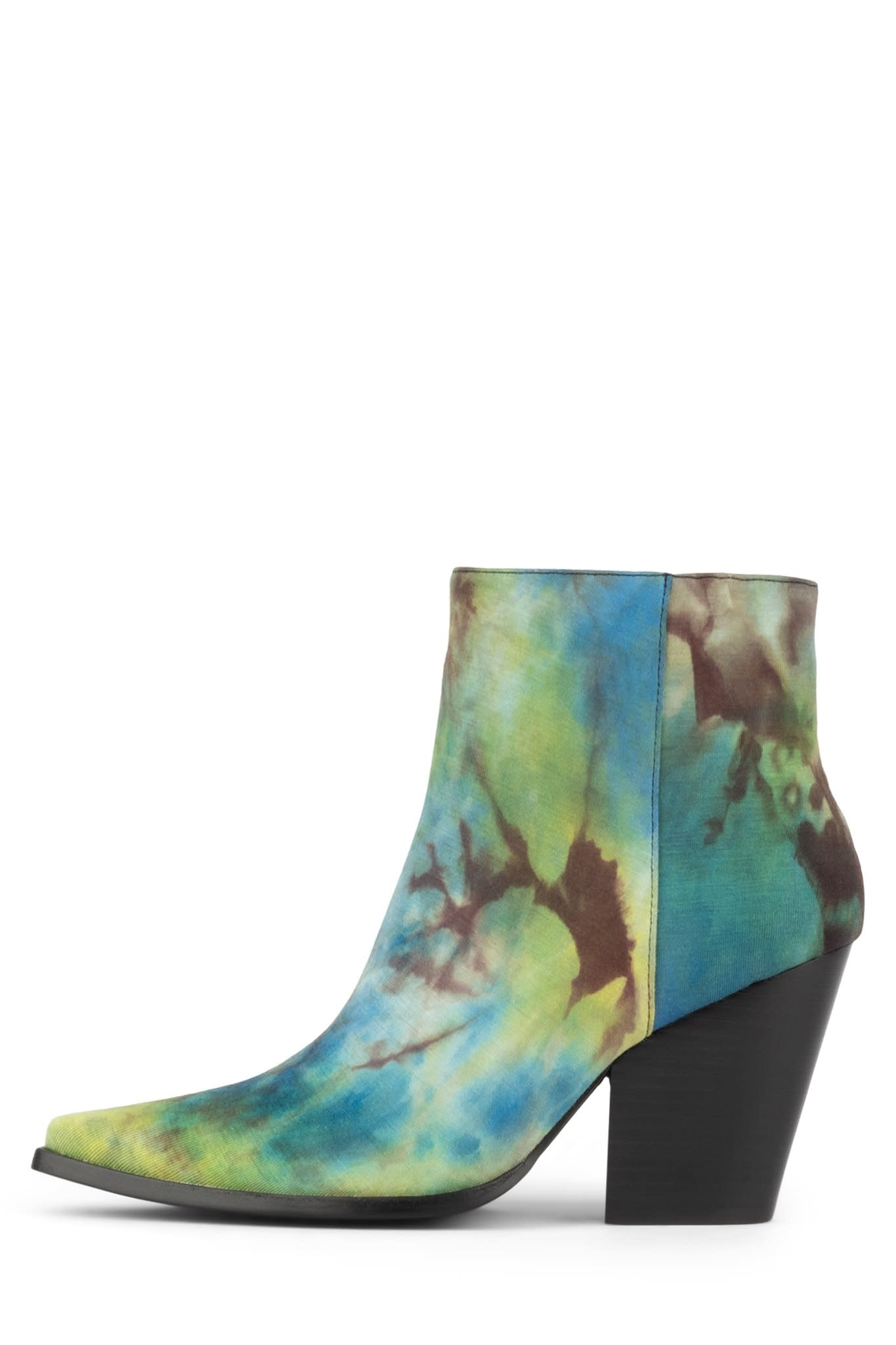 Jeffrey Campbell Elevated Tie Dye Bootie