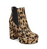 Sam Edelman Abella Leopard Platform Bootie
